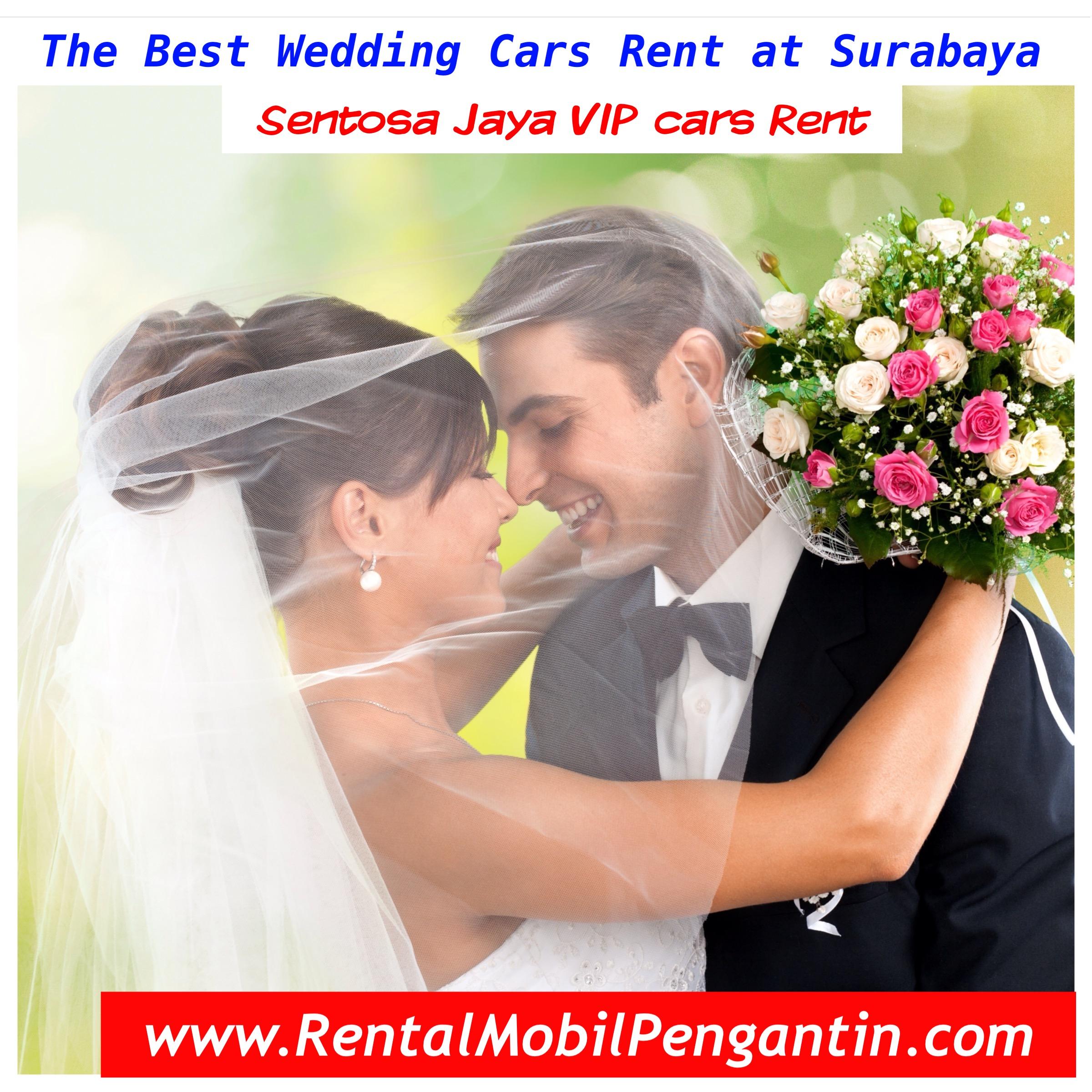 mobil pengantin rental dan sewa untuk wedding di surabaya